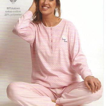 pyjama éponge (strech) pour dame - bow