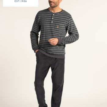 pyjama strech (éponge) pour homme - logan