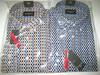 chemise longues manches pour homme - grandes tailles - alvéole orange 3XL - 4XL