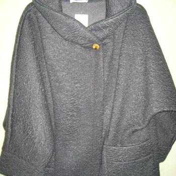 veste laine bouillie pour dame - grandes tailles - kaki en PROMO