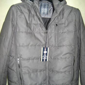 veste hiver grise pour homme aussi de grandes tailles - luciano