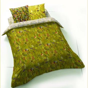 drap plat + drap housse 1.60*2m + 2 taies pour lit de 2 personnes - 100% coton - gustav