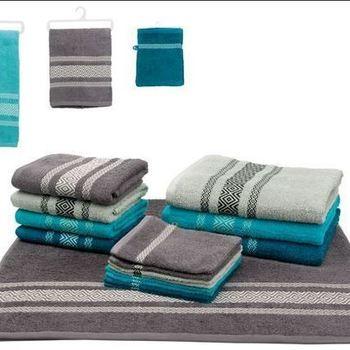 essuie-mains ou serviette craft - différents coloris