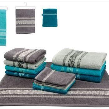 essuie de bain ou serviette de bain craft - différents coloris