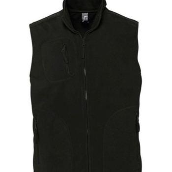 veste polaire sans manches avec tirette aux poches aussi de grandes tailles