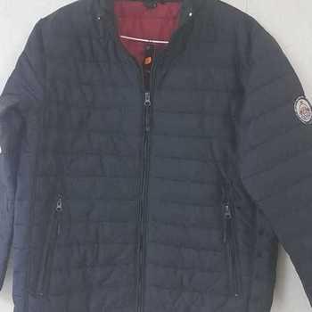veste matelassée pour homme jusque 3XL en PROMO