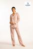 pyjama boutonné léger pour dame - nadine - reste S - M - XL -XXL