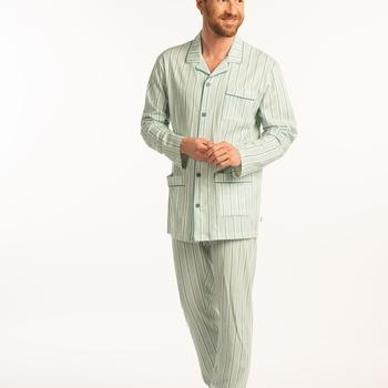 pyjama boutonné léger pour homme - neville