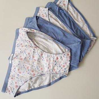 culottes coton pour dame : 5 pour 6€