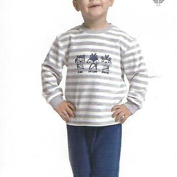 pyjama velours rasé pour enfant de 2 à 6 ans - == pirates