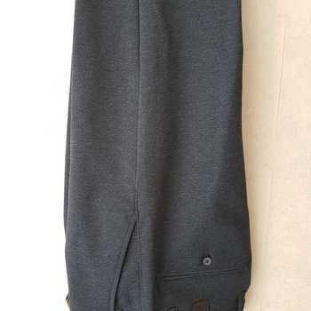 pantalon chic hiver pour homme - chiné