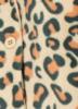 pyjama boutonné polaire pour dame - léopard - reste M - L - XL