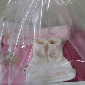 pack rose lapins
