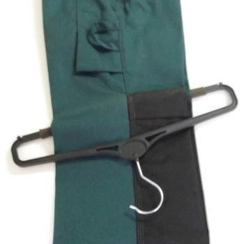 pantalon de travail multi-poches EN PROMO en vert - 38/40 42/44