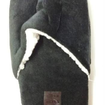 chaussons pour homme - noir - 39/42 43/46