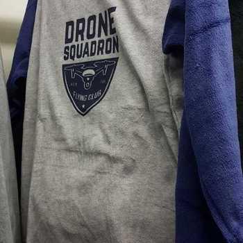 pyjama velours rasé pour garçon de 8 à 16 ans - drone gris bleu - 8 ans - 10 ans - 12 ans