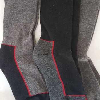 chaussettes avec du coton et semelle éponge 31/34 - 3 pour 3€ en PROMO