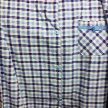 pyjama flanelle pour filles - # prononcées - lavande EN PROMO - reste 8 ans et 14 ans