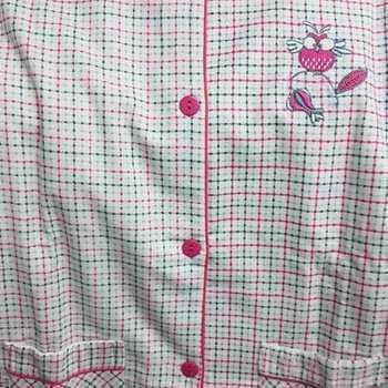 pyjama flanelle pour fille - petits # fuschia - 10 ans en PROMO