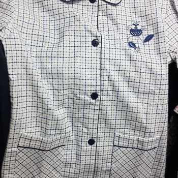 pyjama flanelle pour fille - petits # gris marine - 10 ans en PROMO