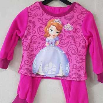 """pyjama polaire """"princesse sofia"""" pour fille EN PROMO - clair - 2 ans  en PROMO"""