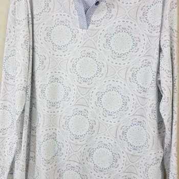 pyjama coton jersey - qualité belge - cashemir - reste XXL - 3XL - 4XL - à partir de
