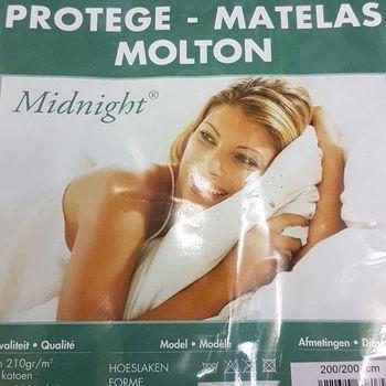 protège-matelas gros molleton 2*2m pour lit EXTRA grand de 2 personnes