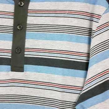 pyjama coton jersey 3 boutons kaki ice - M à XXL