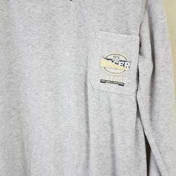 pyjama strech (éponge) gris clair - reste S