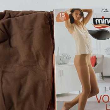 panty lycra minou daim S/M - L - XL aussi en XXL à 3.20€