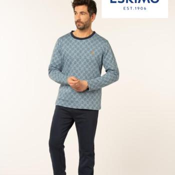 pyjama molletonné pour homme - diewert - reste XXL