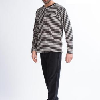 pyjama velours rasé pour homme - mammoth - reste 3XL