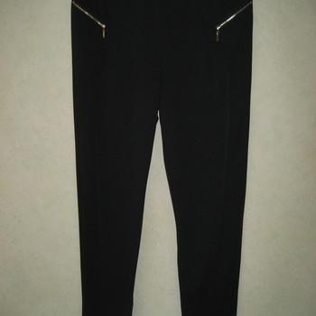 pantalon extra strech pour dame - noir 2 - 3 - 4 - 5 - 6 - 7 - 8