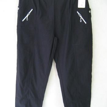 pantalon extra strech pour dame - marine n°1 - 2 - 3 - 4 - 6 - 7 - 8