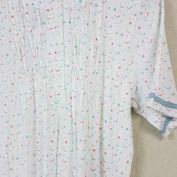 robe de nuit coton aloïs - reste S & M
