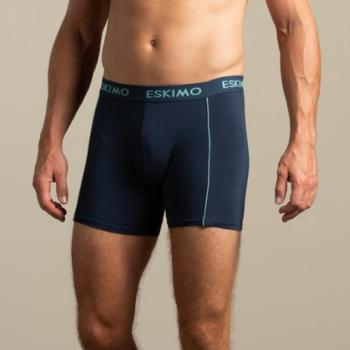 "shorty coton-élasthane ""eskimo"" pour homme - duncan marine turquoise"