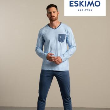 pyjama coton jersey pour homme - marc V S - M - L - XL - XXL - 3XL - 4XL à partir de