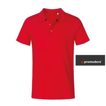polo courtes manches pour homme - jersey rouge 3XL - 4XL
