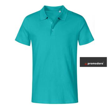 polo courtes manches pour homme - jersey jade - M - 4XL