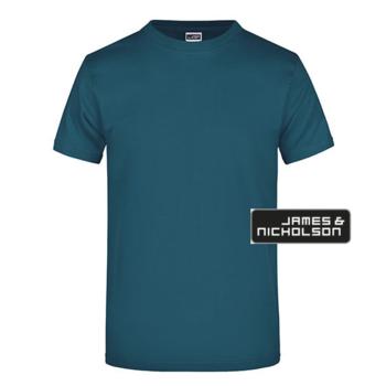 t-shirt courtes manches coton - 5/6XL - pétrole