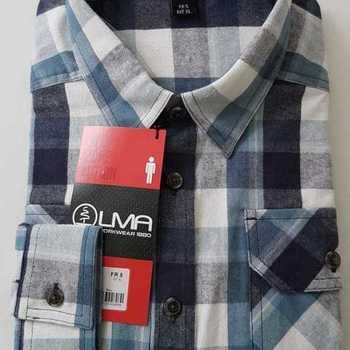 chemise flanelle pour homme - parcours L - XL - XXL