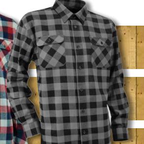 chemise flanelle pour homme - pocker - L - XL - XXL