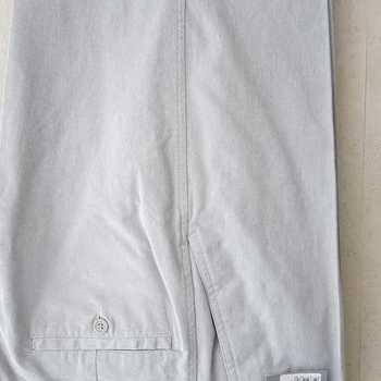 pantalon léger strech chino - max gris clair 42 - 44 - 46 - 48 - 50 - 52
