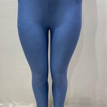 caleçon avec taille élastique ou jegging pour dame - jeans 58 - 60 - 62 - 64