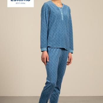 pyjama velours rasé pour dame - barbara S - M - L - XL - XXL à partir de