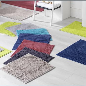 tapis de bain 60*120 (EXTRA grand) poptuft en différents coloris