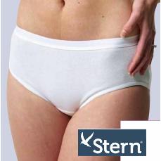 culotte coton élasthane - nikki basse blanc M - L - XL - XXL - 3XL à partir de
