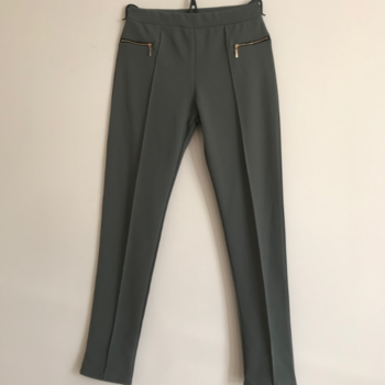legging avec tirettes - kaki S - M - L - XL - XXL - 3XL