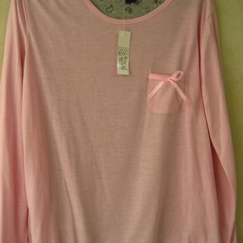 pyjama coton jersey jacky mills petit noeud - reste S & M