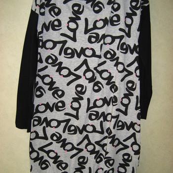 liquette lm coton love, eskiss  38/40 ET 42/44 EN PROMO